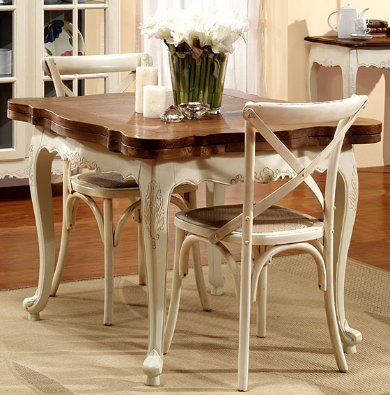 Classic Dining Room Tables 025